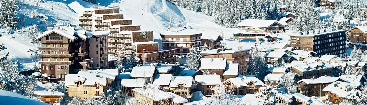 appartements Courchevel village